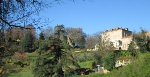 Il Castello in Esterno